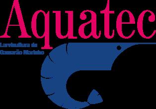 Aquatec – A Qualidade do Seu Camarão Nasce Aqui Retina Logo
